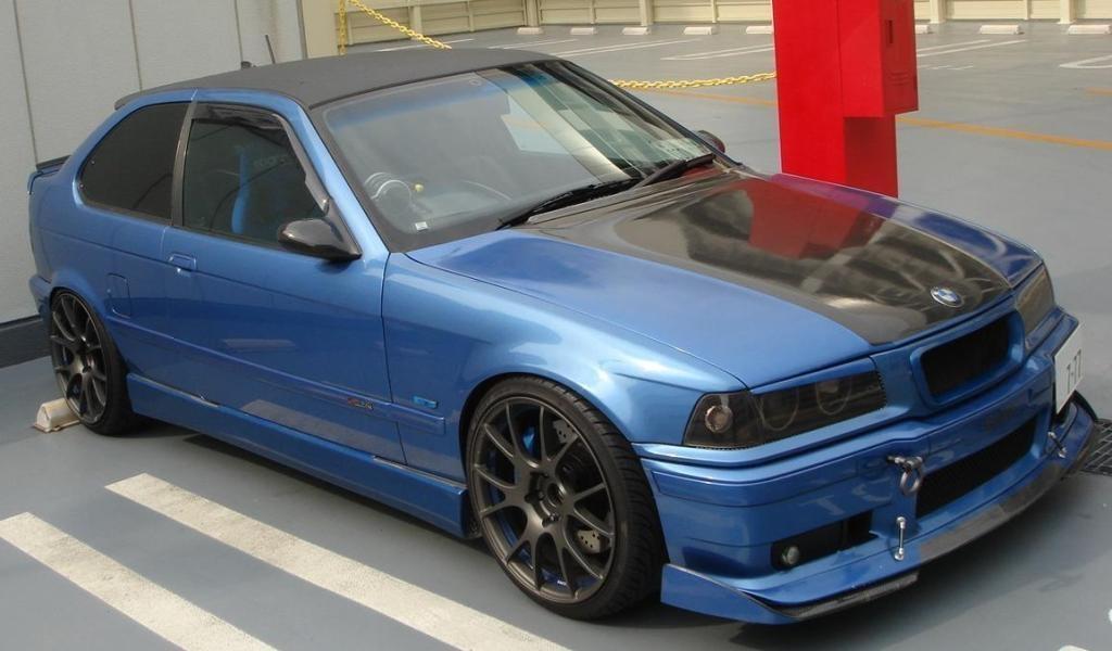 Tiorg Forum VB Pro Garage - 318ti bmw